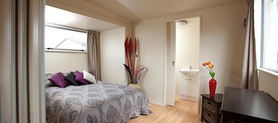 Expander rental cabin